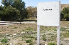 Hoe kunnen we de verkoop van een stuk bouwgrond aantrekkelijk maken?